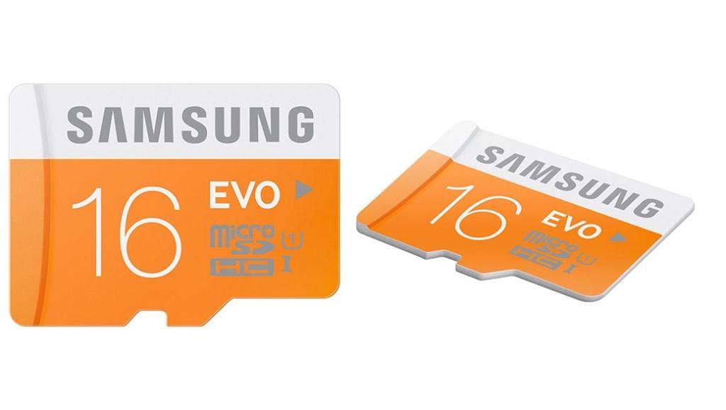 Las nuevas tarjetas de memoria microSDHC EVO de Samsung: alta velocidad y realmente baratas