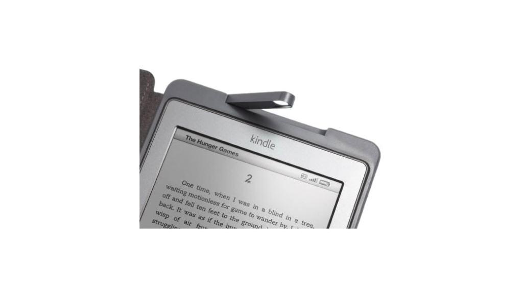 La mejor funda con luz incorporada para el eReader Kindle