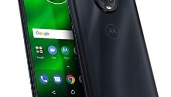 "Motorola Moto G6 Plus - Smartphone DE 5.9"""