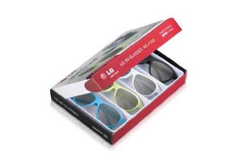 LG AG-F315 - gafas 3D FPR