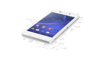 El Sony Xperia M2 Aqua es el teléfono más resistente al agua del mundo