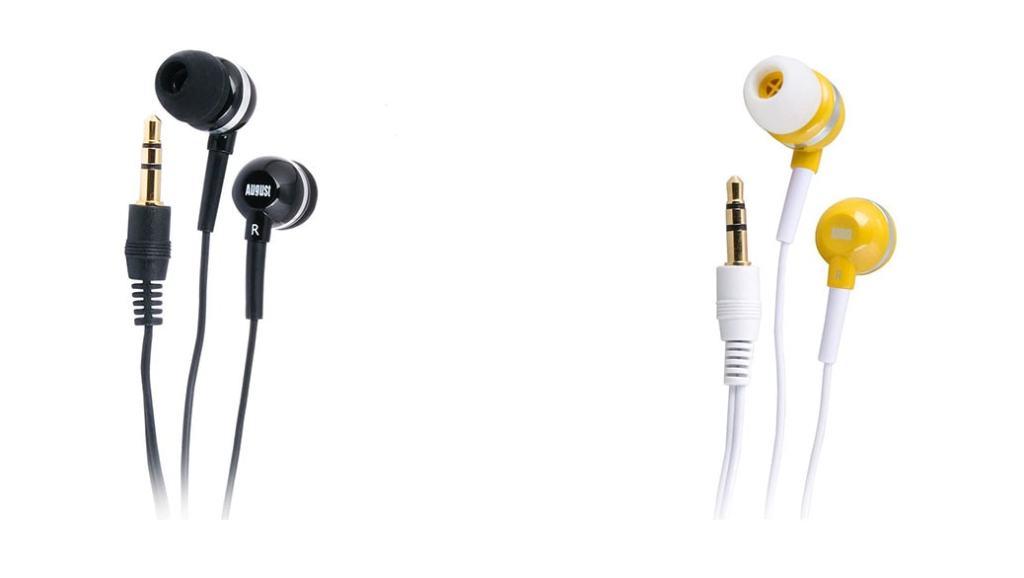 August EP510B – Opinión y análisis – Auriculares in-ear por unos 5 euros
