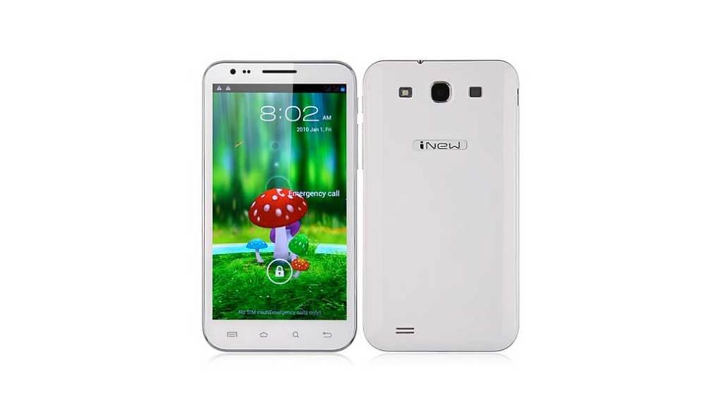 iNew I2000 – Opinión y análisis – smartphone de 5.7″ (phablet)