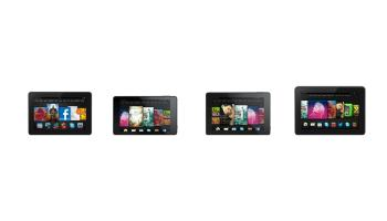 Los nuevos tablets de Amazon: Fire HD 6 vs Fire HD 7 vs Fire HDX 8.9