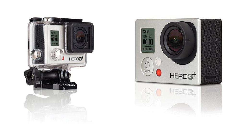 GoPro Hero 3+ Silver: ¿Buena compra frente a la nueva GoPro Hero4 o ...