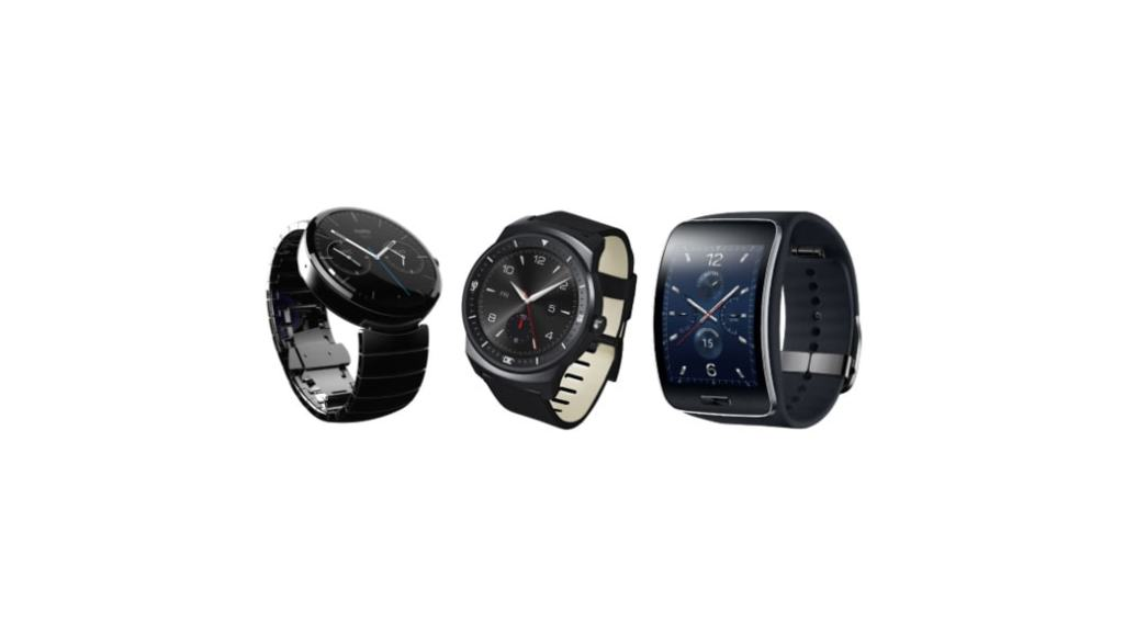 Moto 360 vs LG G Watch R vs Samsung Gear S: comparativa de smartwatches