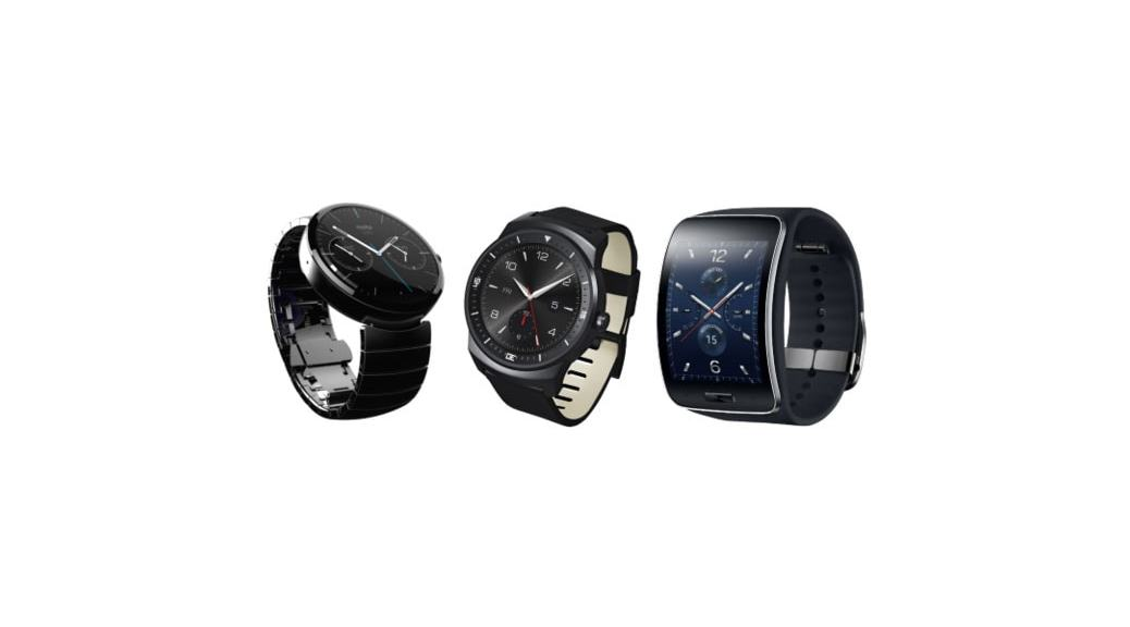 Moto 360 vs LG G Watch R vs Samsung Gear S: comparativa de smartwatches