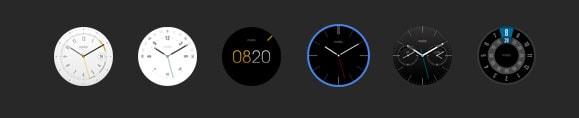 aspecto reloj Moto 360