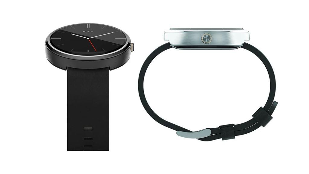 Moto 360 – El smartwatch de Motorola a la venta en Amazon España