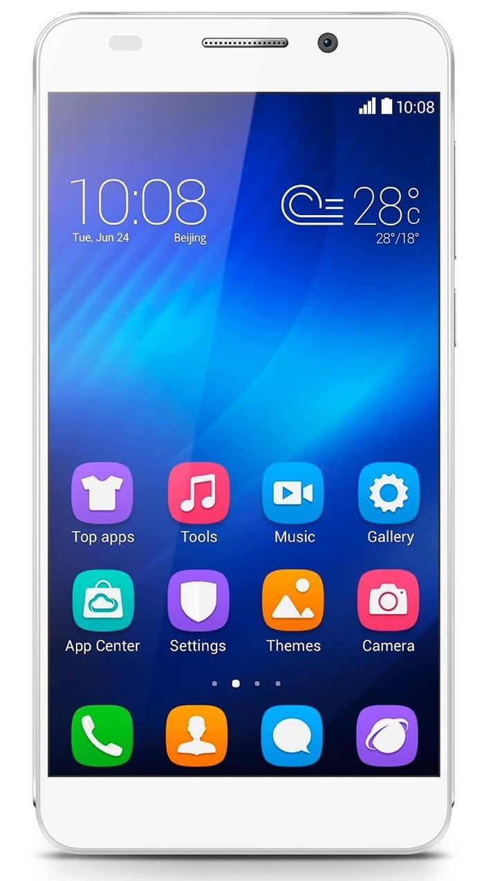 honor 6 smartphone