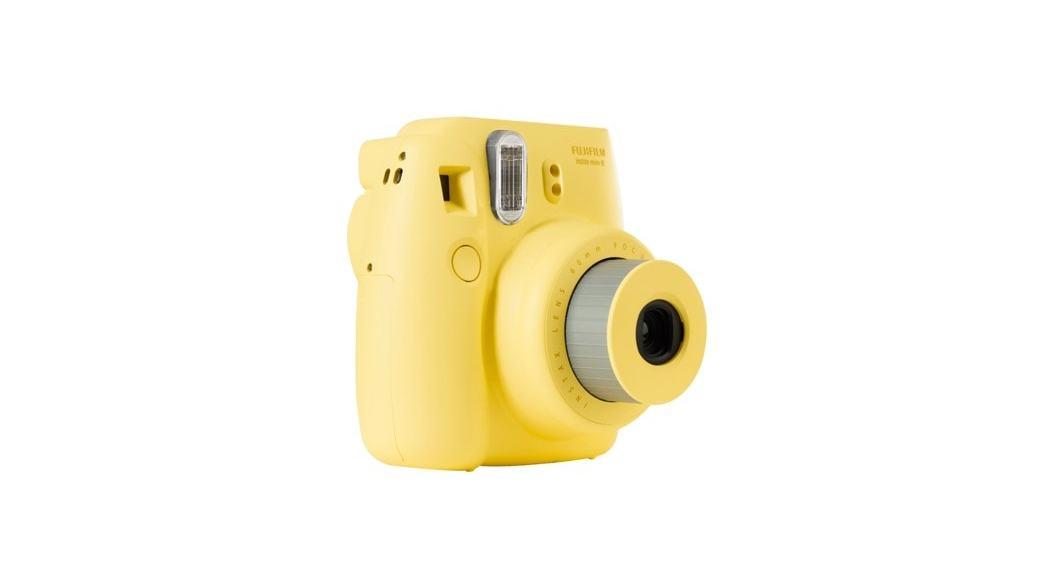 Fujifilm Instax Mini 8 – Cámara analógica hipster para obtener fotos instantáneas