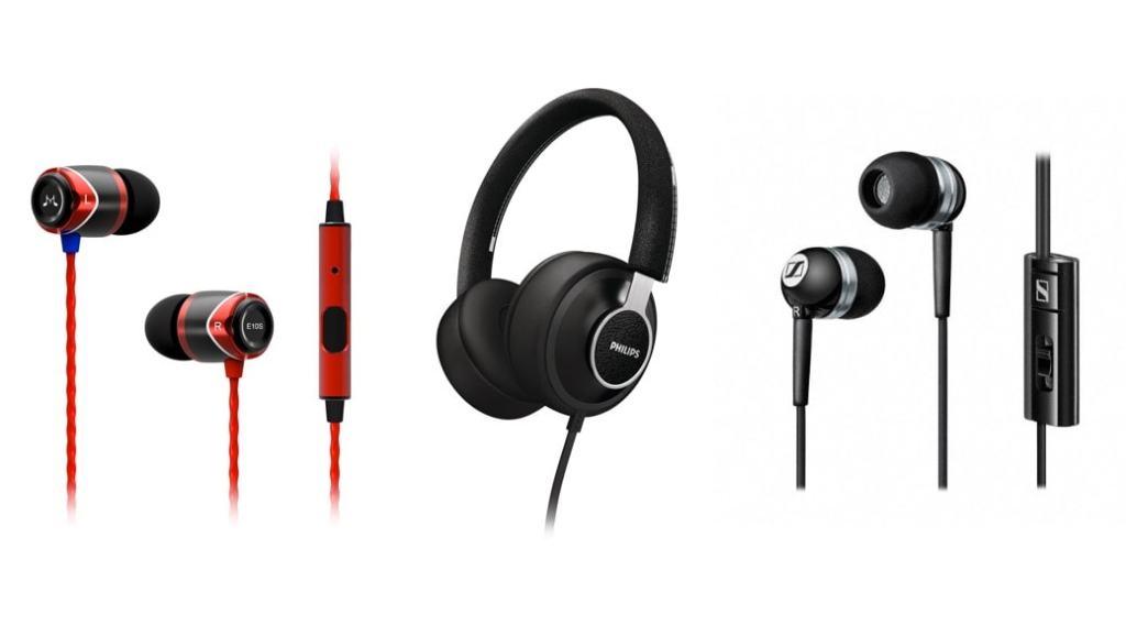 Los 3 mejores auriculares por debajo de 50 euros (2014)