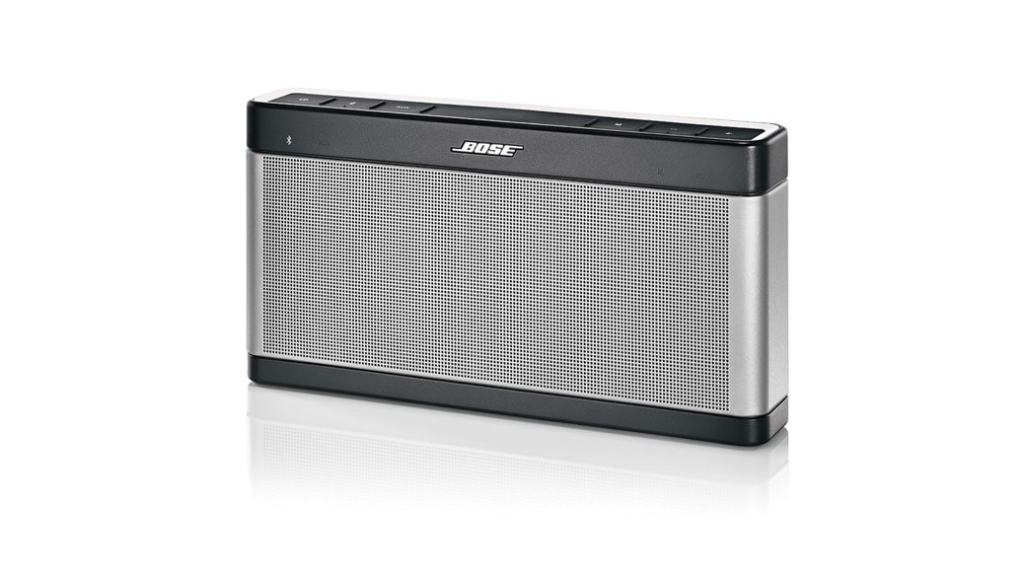 Bose SoundLink Bluetooth Speaker III – Opinión y análisis – Altavoz Bluetooth portatil