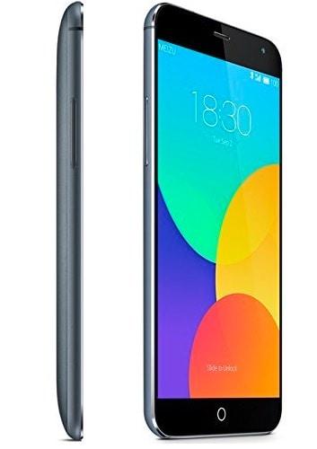 Meizu MX4 smartphone