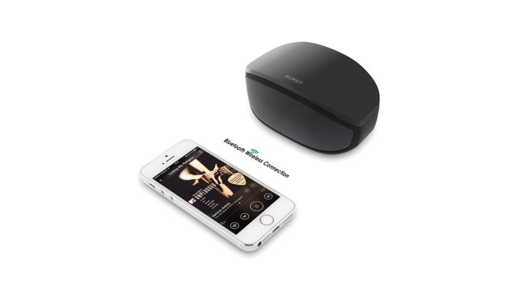 Aukey BT013 – Altavoz Bluetooth portatil – Opinión y análisis
