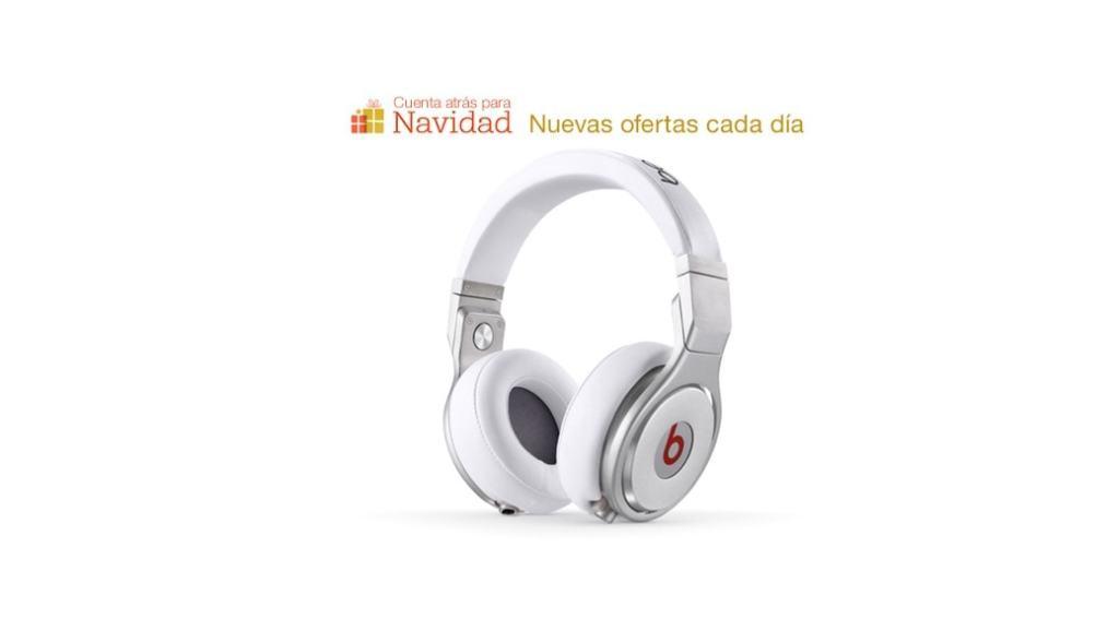 Cuenta atrás para Navidad: Beats by Dr. Dre Pro en oferta por 245 euros