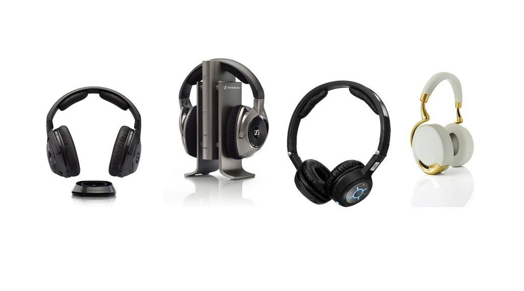 Los mejores auriculares inalámbricos (RF - Bluetooth) para comprar en 2014
