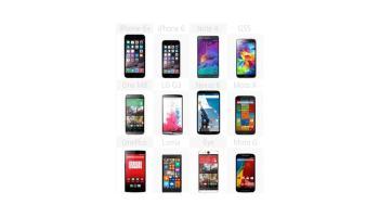 Los 12 mejores smartphones de 2014: comparativa de características
