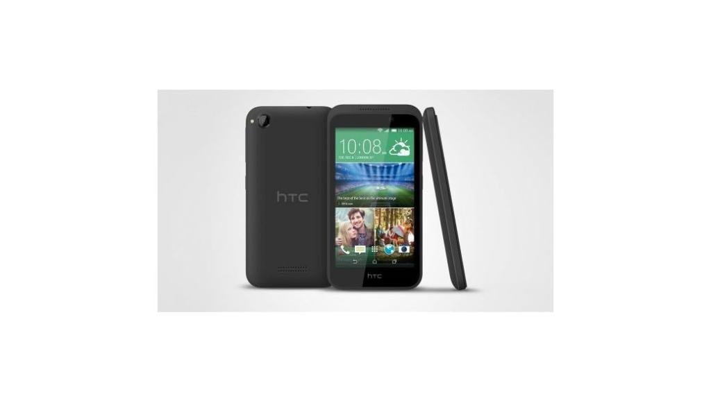 Presentado uno de los móviles más baratos de 2015: HTC Desire 320
