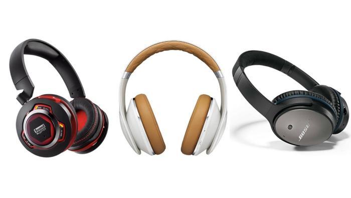 """Los 3 mejores auriculares de diadema """"over-ear"""" (principios 2015)"""