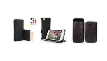 Especial San Valentín (ideas de regalos para él): las 3 mejores fundas de cuero para el iPhone 6