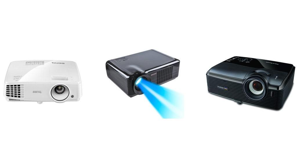 Los 5 mejores proyectores para todo tipo de situaciones en 2015