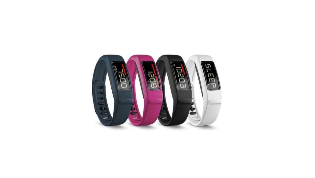 Garmin presenta sus nuevas pulseras fitness Garmin VivoFit 2