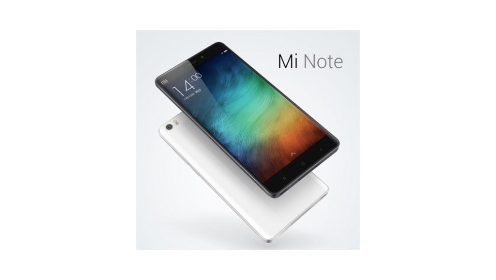 Xiaomi Mi Note: el nuevo smartphone que va a romper este año