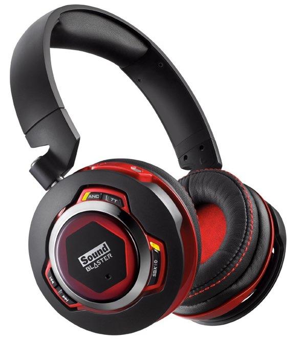 Mejor auricular para gaming por debajo de los 250 euros: Creative Sound Blaster EVO ZxR
