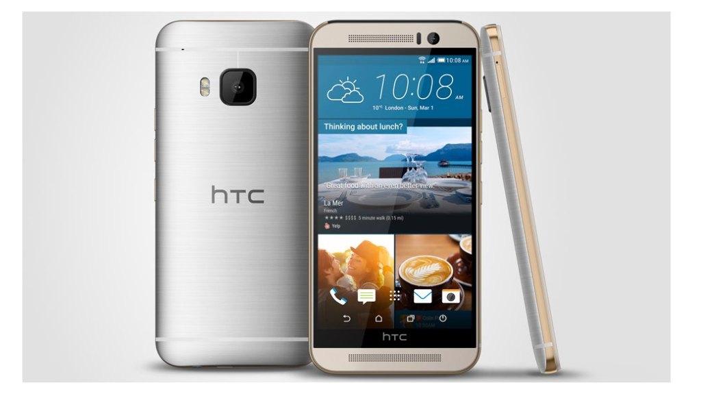 HTC One M9, el nuevo smartphone de gama alta de HTC para 2015