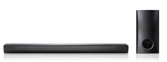 barra de sonido LG NB2540