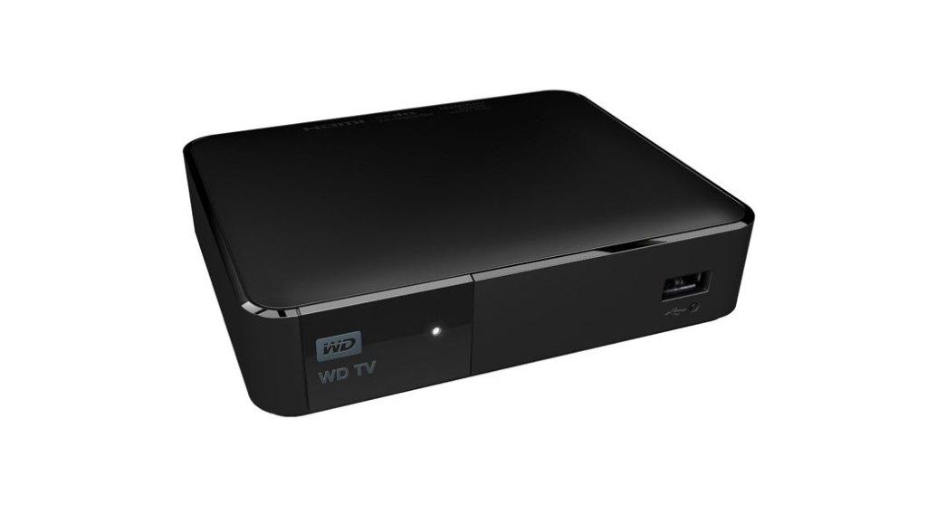 Opinión Western Digital WD TV – Reproductor multimedia