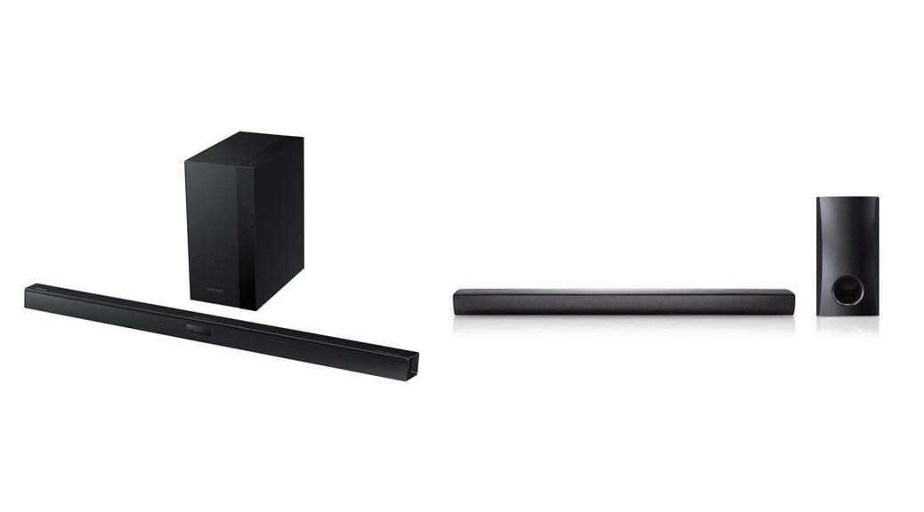 LG NB2540 vs Samsung HW-H450 – Comparativa de barras de sonido