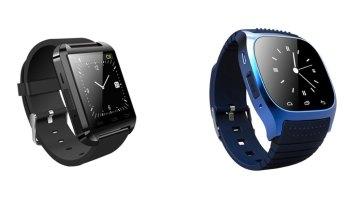 Smartwatch M26 vs Smartwatch U8: los relojes inteligentes por 30 euros nos invaden