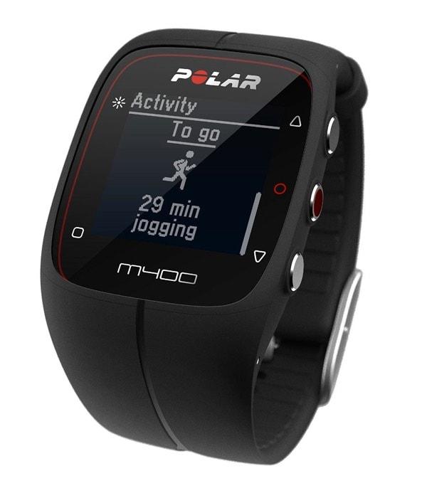 Polar M400 - Reloj de entrenamiento GPS