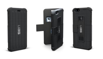 Urban Armor Gear Folio: la mejor funda resistente a caídas para tu iPhone 6 Plus