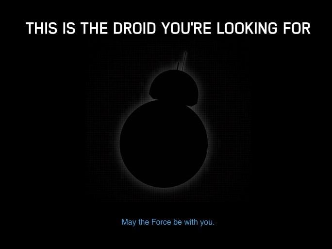 ¿Quieres el nuevo droide de Star Wars BB-8? Dos opciones: comprarlo o construirlo tu mismo