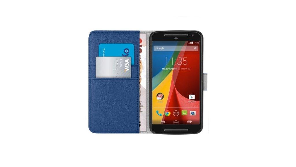 ¿Cuál es la mejor funda para tu Motorola Moto G 2? El modelo de Orzly