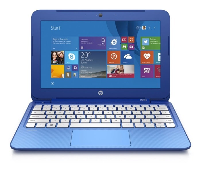 portatil HP Stream 11