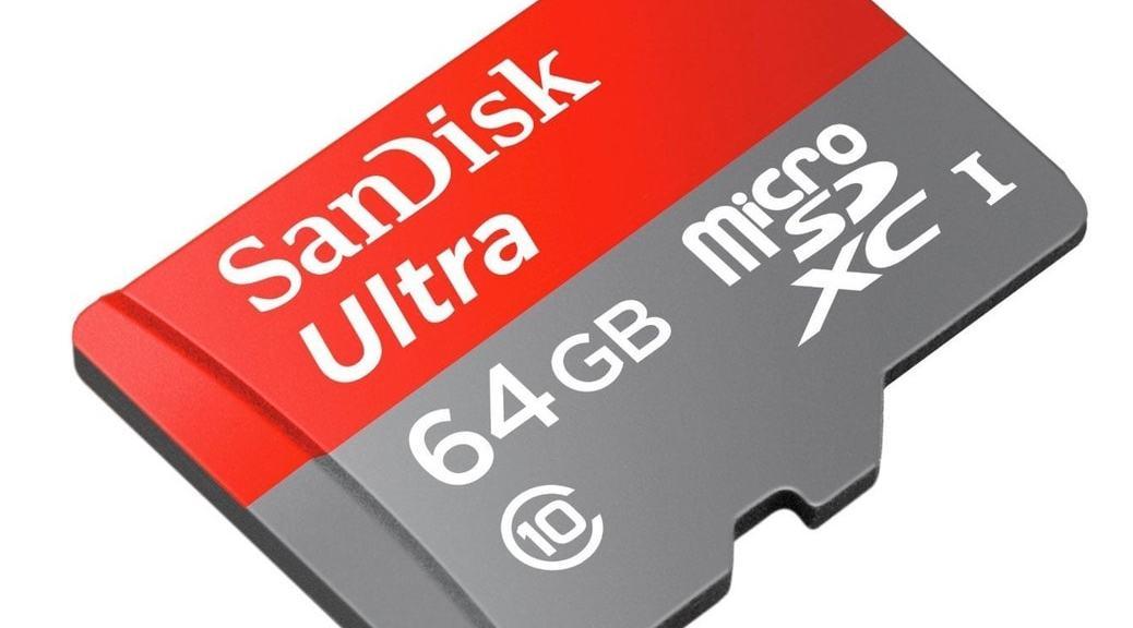 ¿Cuál es la mejor tarjeta microSDHC/microSDXC por calidad precio de 32GB y 64GB?