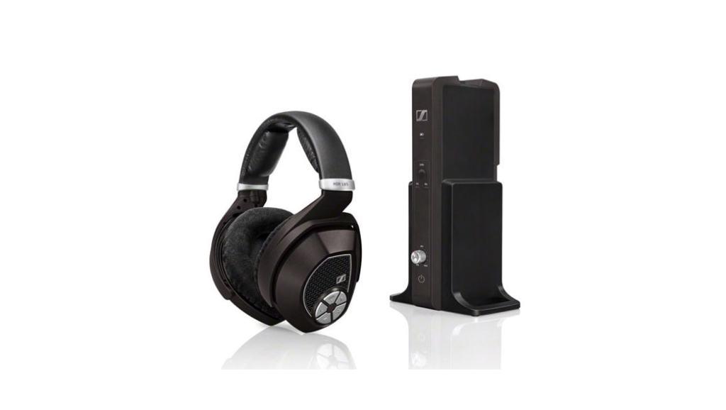 Los mejores auriculares inalámbricos para Home Cinema: la gama RS de Sennheiser (Sennheiser RS 165, RS 175, RS 185 y RS 195)