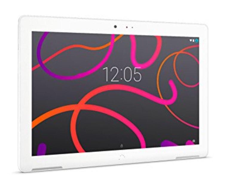 Los 3 mejores tablets por menos de 100 euros de 2019: BQ Aquaris M10 - Tablet de 10.1 pulgadas