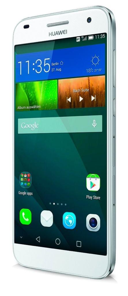 Los 8 mejores smartphones Android de 2015 y principios de 2016: Huawei Ascend G7