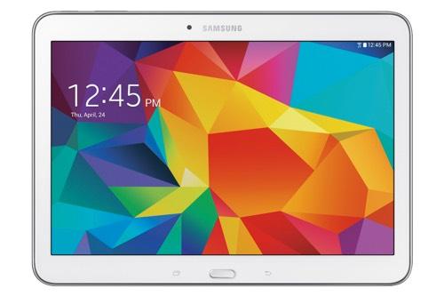 Samsung Galaxy Tab 4 tablet