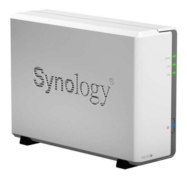 Synology DiskStation DS115j NAS