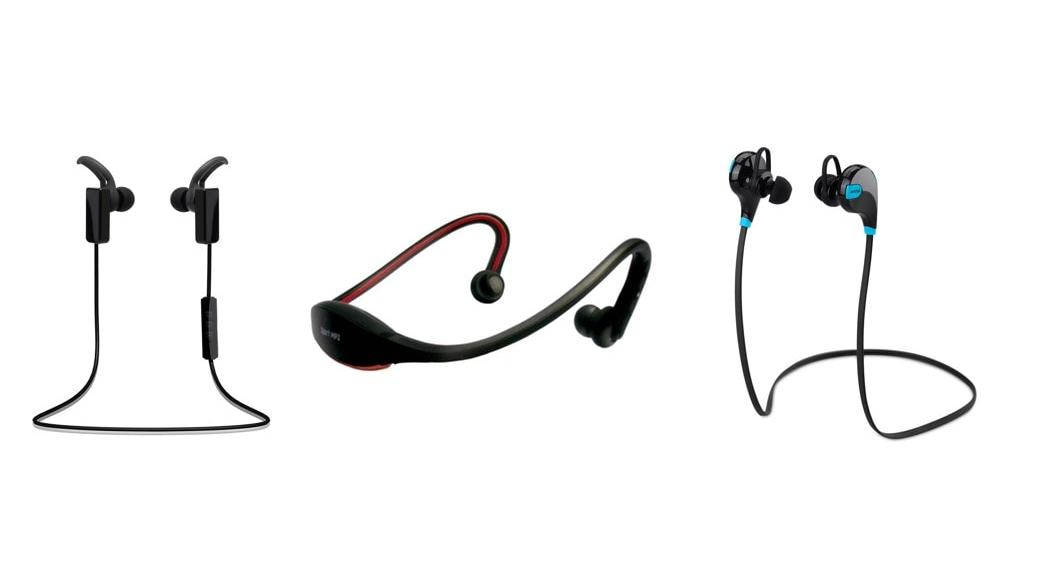 Los 3 mejores auriculares deportivos bluetooth por menos de 30 euros (2015)