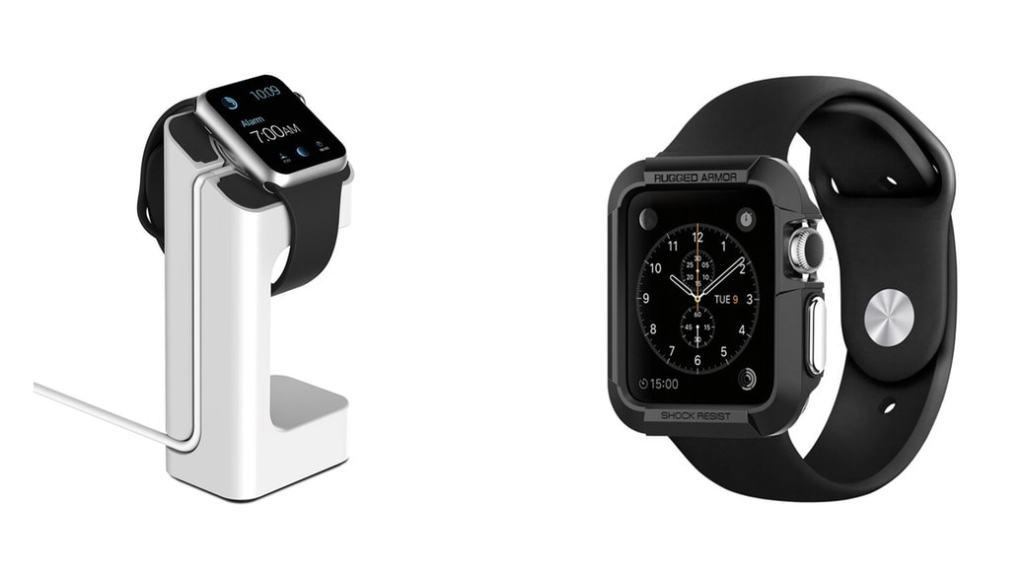 2 accesorios imprescindibles para el Apple Watch
