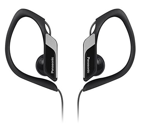 Los mejores auriculares para correr por menos de 10 euros: Panasonic RP-HS34E-K