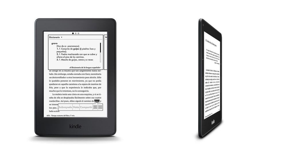 Kindle Paperwhite 2015 vs Kindle Voyage: ¿Qué eReader de Amazon me debería de comprar?
