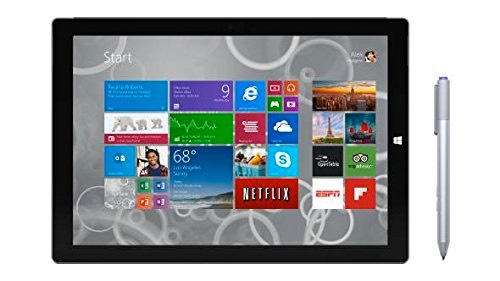 Microsoft Surface Pro 3 Windows 10